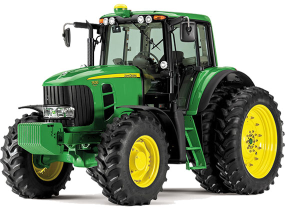 John Deere 5045 D 4WD